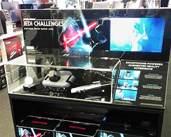 Jedi Challenges Portfolio Scroller