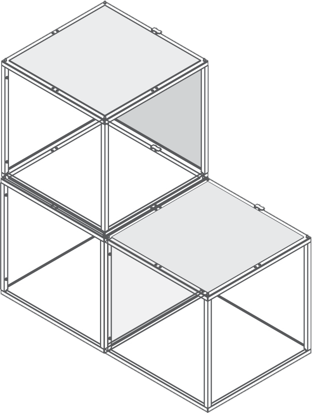 Stackable Cube